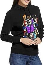 MyStreet Aphmau Gaming Ladies Custom Hoodie, Women's Fashion Sweater
