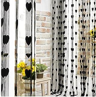 Gosear - Cortina de Cadena línea Borla para Pared Puerta Ventana Portal Home Decor Divisor(