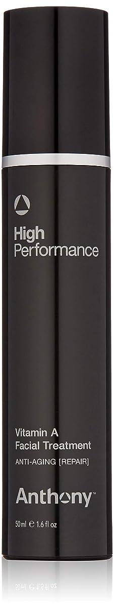 縁石書くカードAnthony Logistics High Performance Vitamin A Hydrating Facial Lotion (並行輸入品) [並行輸入品]