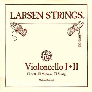 Larsen 4/4 Cello A and D Combo Pack Medium Gauges