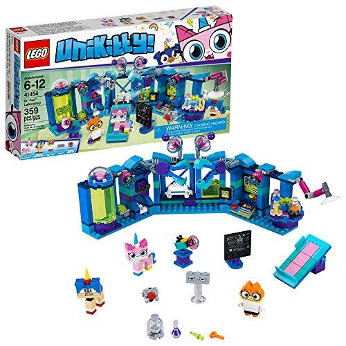 LEGO Unikitty, Laboratorio de la Dra. Fox 41454
