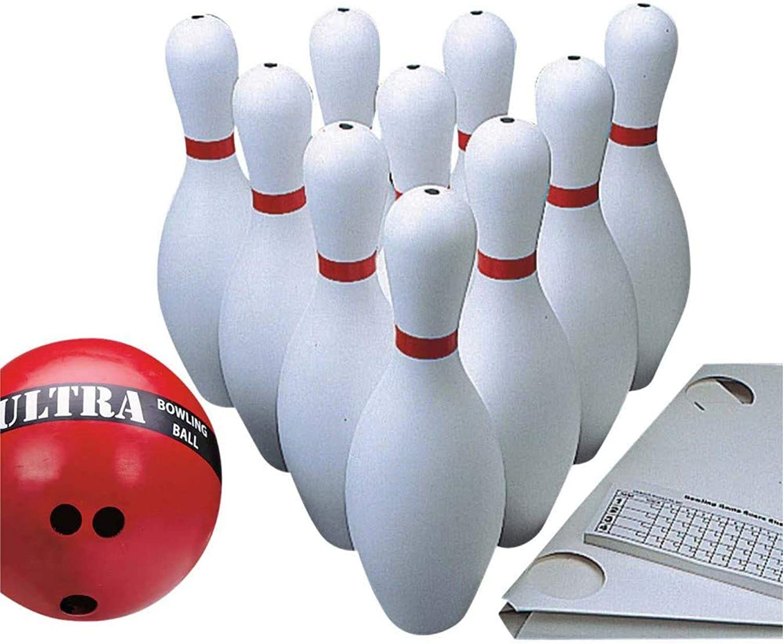 Bowling Set with 2.5 Pound Ball