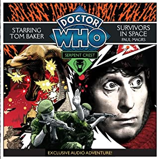 Doctor Who: Serpent Crest Part 5 - Survivors in Space cover art