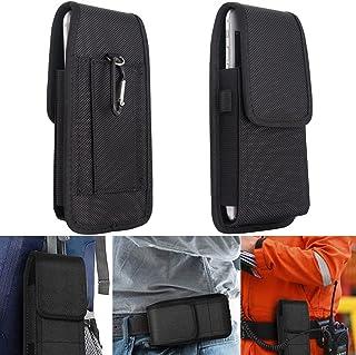 BETOY Fondina Cellulare Cintura, Belt Clip Case Fondina Porta Cellulare con Moschettone Clip Passante per Huawei P20/ P20 ...