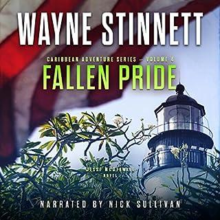 Fallen Pride audiobook cover art