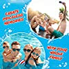 The Ultimate Pool Ball - Fun Pool Toys & Outdoor Gifts for Kids Age 6, 7 & 8-10 Year Old - Cool Pool Toy for Boys & Girls Water Sports - Play Unique Summer Family Games Underwater Swimming Accessories #4