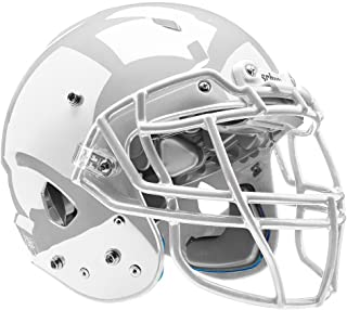 Schutt Sports Vengeance VTD II Football Helmet 无面罩, Black, Small