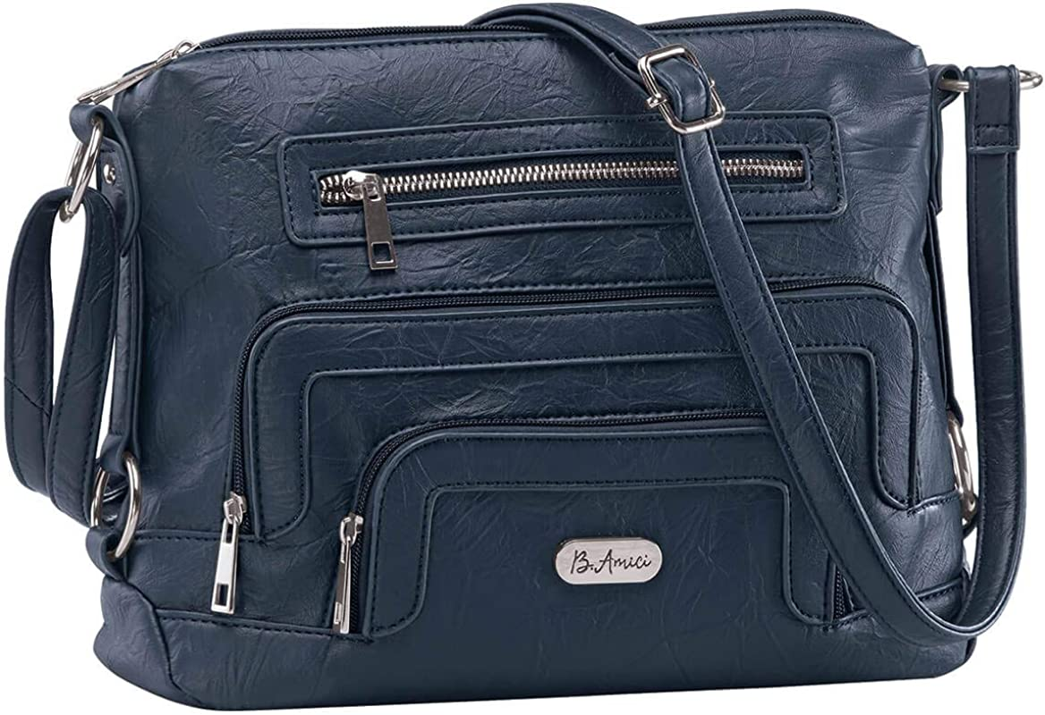 Popular brand in the world B.AmiciTM Margot Westhampton Hobo Organizer Direct sale of manufacturer