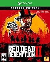 Rockstar Games Red Dead Redemption 2 Steelbook Edition Xbox One