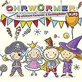 Ohrwürmer KIDS- Karnevalslieder
