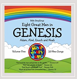 Eight Great Men in Genesis 1:a