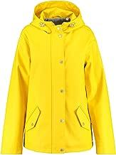 Fahsyee Rain Jacket Women, Raincoats Waterproof with Hood, Rain Coat Trench Outdoor Short