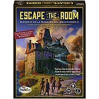 Think Fun- Escape Room Misterio en la mansión del observatorio (Ravensburger 76314)