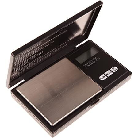 Digital báscula de café, precisión 1000g 0,1g pantalla LCD portátil báscula, para cocina, joyas