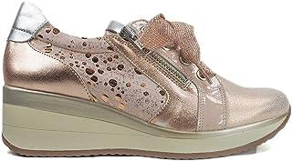 db525994 Zapatos Fluchos F0429 Cobre