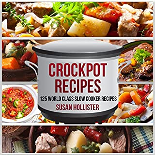 Crockpot Recipes cover art