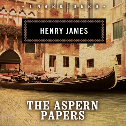 The Aspern Papers copertina