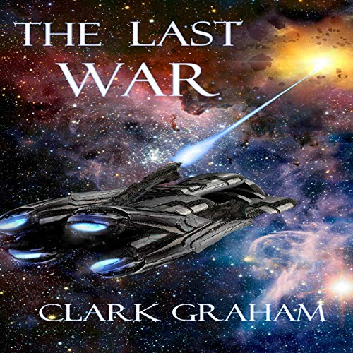 The Last War audiobook cover art