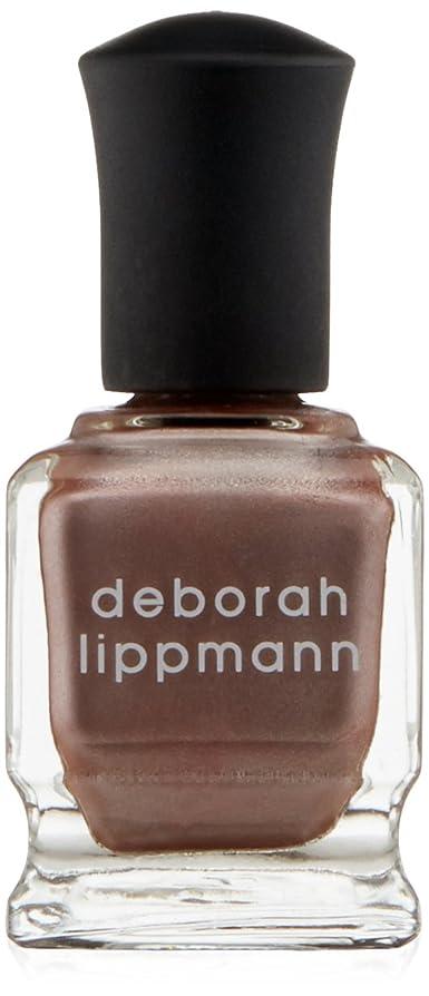 アカウントギャザー保持[Deborah Lippmann] [ デボラリップマン] ララバイ オブ ブロードウェイ LULLABY OF BROADWAY とても乾きが速く筋になりにくいクロームシリーズ 美しいアッシュローズのクロームは肌馴染みもよく 贅沢にきらめく仕上がりです 内容量:15mL