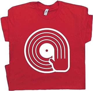 DJ T Shirt Vinyl Record Player Tee Turntables Trust Me I'm a The Technics Vintage 80s Men Women Kids Teen