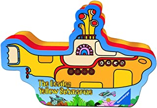 Ravensburger Beatles: Yellow Submarine 500 Piece Jigsaw Puzzle for Adults – Every Piece is Unique, Softclick Technology Means Pieces Fit Together Perfectly