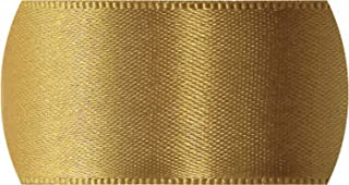 Fitas Progresso CF002-228 Fita de Cetim, 11 mm, 10 m, Ouro