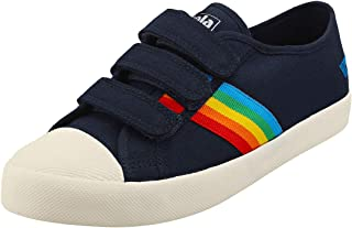 Gola Coaster Rainbow Womens Fashion Trainers