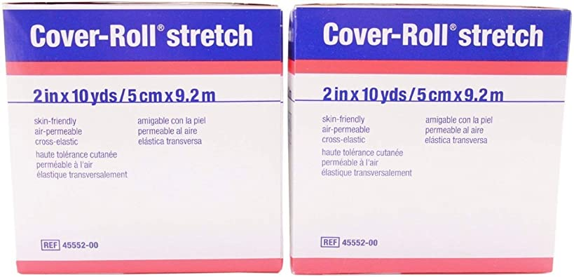 Cover-Roll Stretch - 2