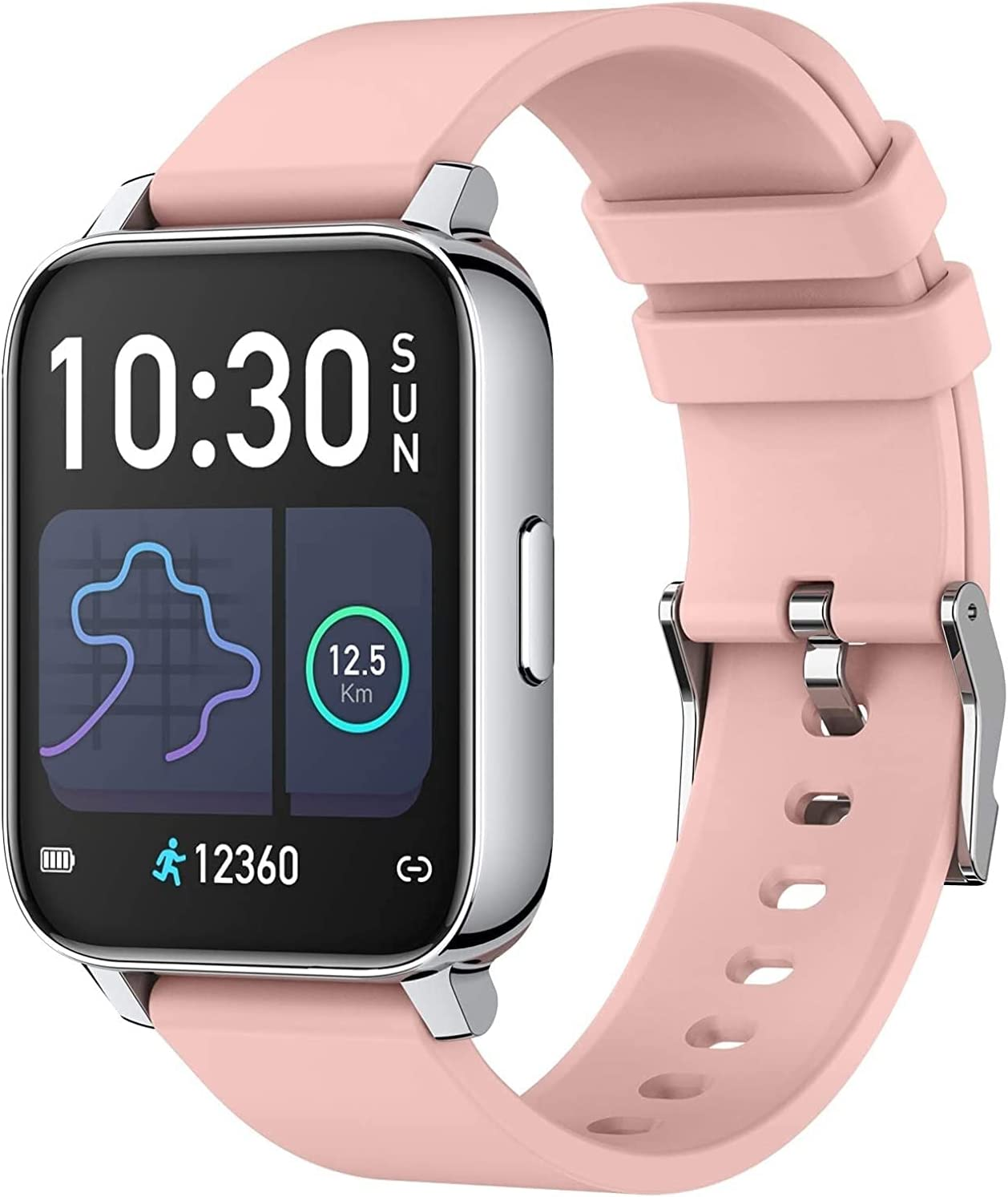 NCHEOI Sports Smart Watches for Women Rate Men Heart B Pedometer Mesa Mall Sale