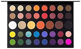 James Charles Nude Shimmer Eyeshadow Palette 39 Color