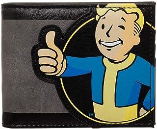 Fallout Vault Boy Thumbs Up Bi-fold Wallet