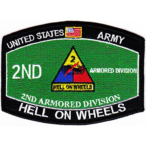 2nd Armored Division Military Oc...