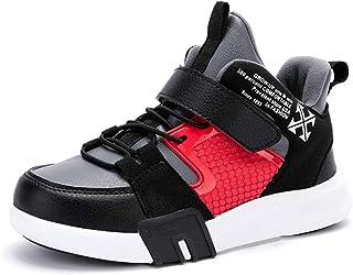e5b07472ba2 FCSHOES Boys Basketball Shoes Running Walking Outdoor Kids Sneakers