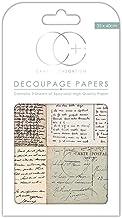 Decoupage Paper, Multi-Colour