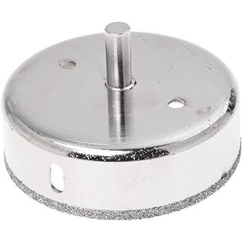 M14 scies-cloches c/éramique 1x Tr/épan diamant porcelaine /électriciens marbre pour plombiers 8mm foret diamant pour verre carrelage et granite ma/çons et amateurs de bricolage