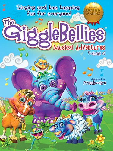 The GiggleBellies Musical Adventures Volume #1 [OV]