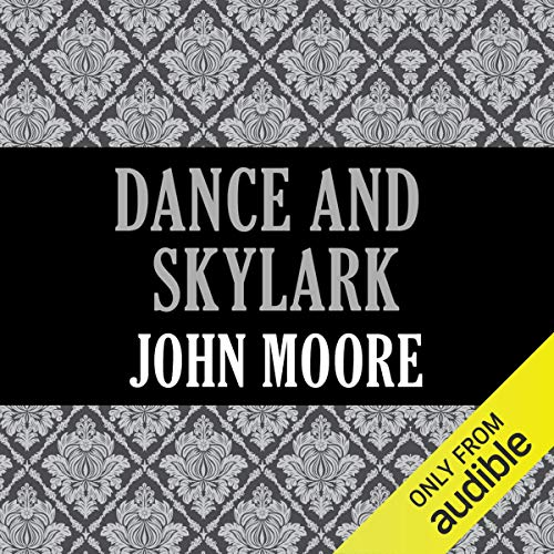 Dance and Skylark audiobook cover art