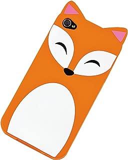 Fun Express - Red Fox iPhone 4/4s Case - Apparel Accessories - Accessories - Misc Accessories - 1 Piece
