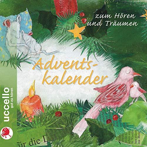 Adventskalender zum Hören und Träumen cover art