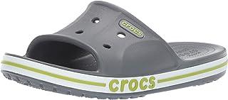 Crocs Womens Unisex-Adult Men's & Women's Bayaband Slide Sandal