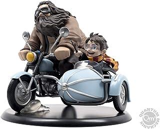 Quantum Mechanix Harry Potter: Harry Potter & Rubeus Hagrid Q-Fig Max Figure