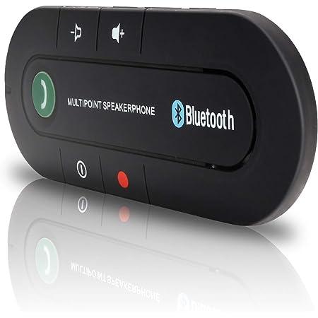 Hengda Bluetooth Kfz Freisprechanlage Auto Bluetooth Elektronik