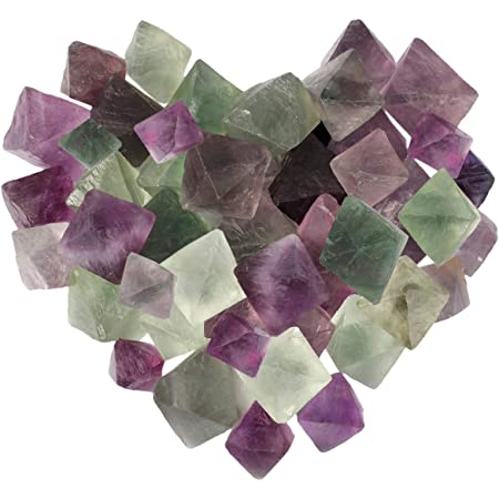 10 8 mm carved transparent green purple gemstone fluorite