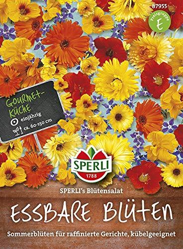 Sperli Essbare Blüten SPERLI´s Blütensalat