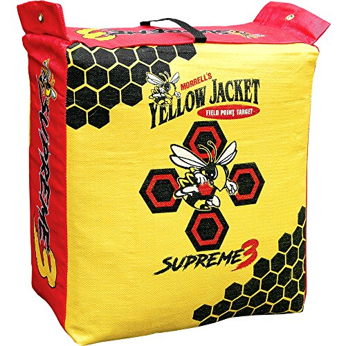 Morrell Yellow Jacket Supreme 3 Field Point Bag Archery Target
