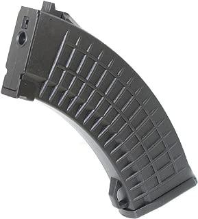 Airsoft Shooting Gear CYMA 150rd Mid-Cap Waffle Magazine for AK-Series AEG Black