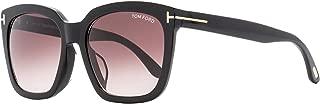 Sunglasses Tom Ford FT 0502 -F 01T shiny black/gradient bordeaux