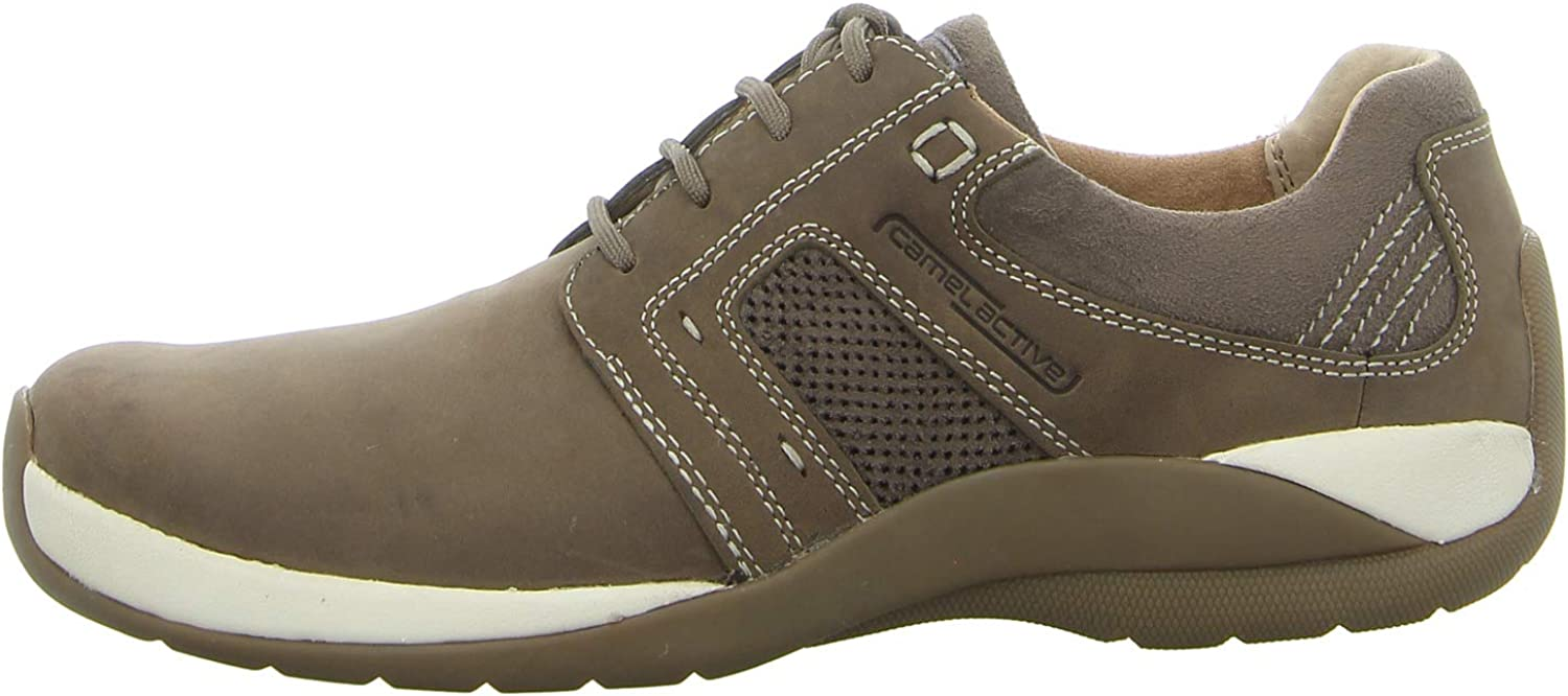 Camel active Men's's Moonlight 14 Low-Top Sneakers