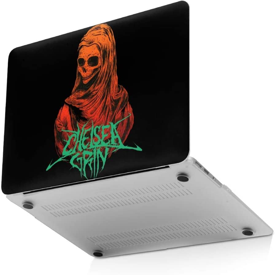 touch15 air13 ZDLGMTD Chelsea Grin Suitable for The New air13 Scratch-Resistant and wear-Resistant MacBook Air Laptop Protective Shell touch13