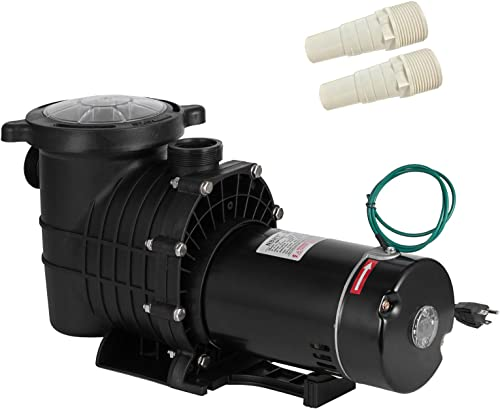 popular SHZOND Swimming Pool Pump 1.5HP 110/220V Pool Pump Single Speed 1100W outlet sale In/Above Ground Pool Pump new arrival (1.5HP) online sale